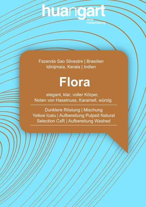 Flora (1000g)