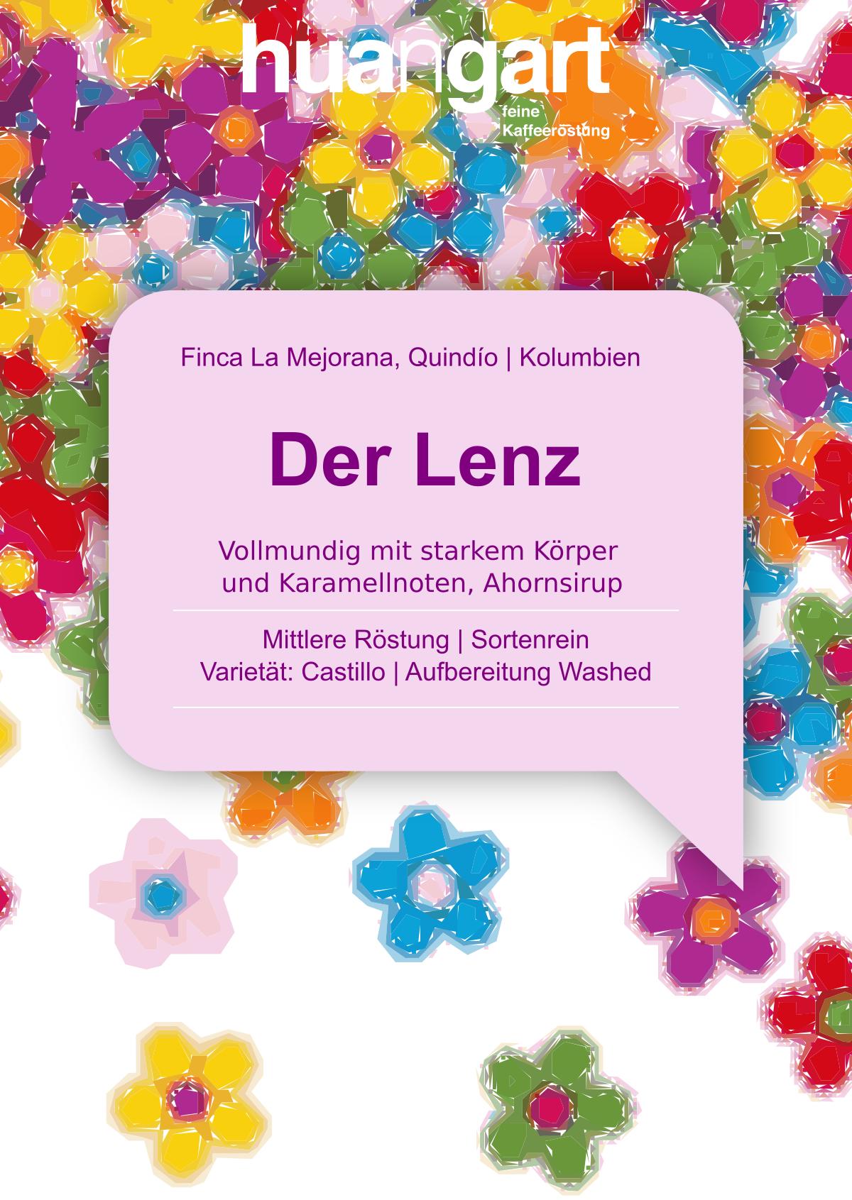 Der Lenz (250g)
